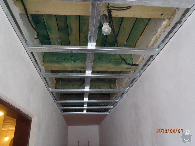 Rekonstrukce koupelny a WC, kuchyně: P4010081