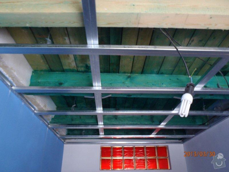 Rekonstrukce koupelny a WC, kuchyně: P3300078