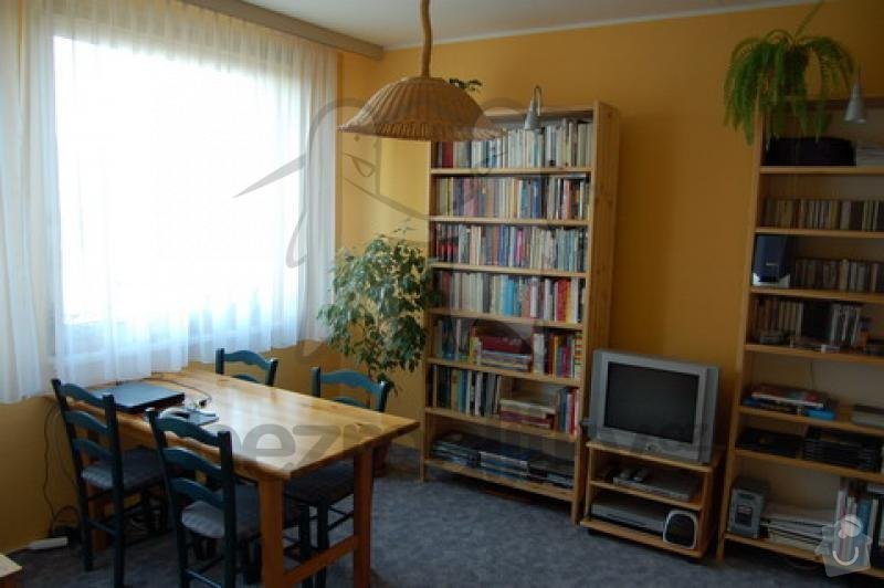 Kompletní přestavba bytu: 1