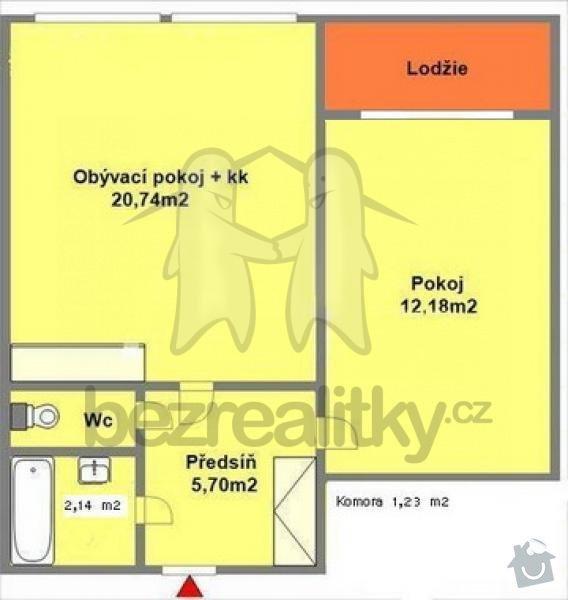 Kompletní přestavba bytu: 12