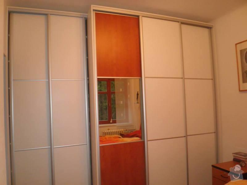 Vestavná skříň a skříňka pod umyvadlo: rada2