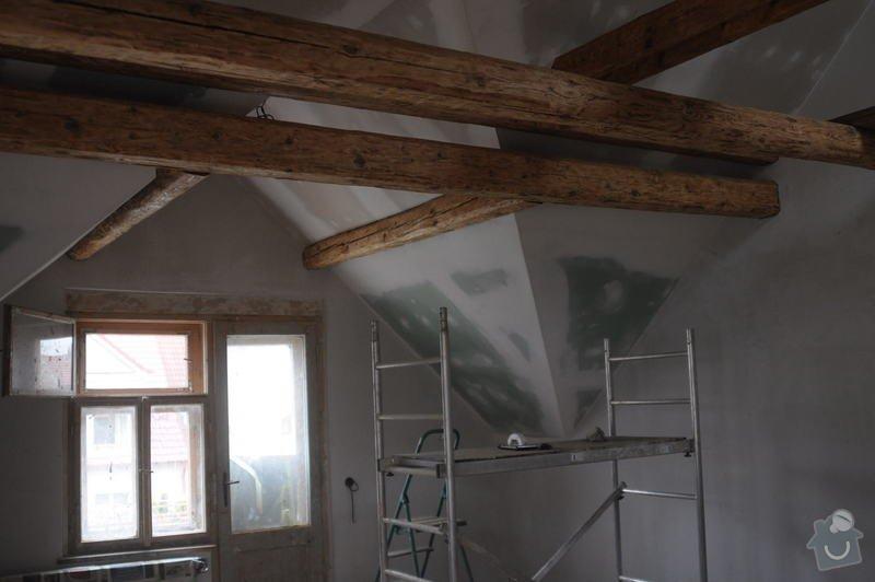 Renovace špaletových oken, vložení izolačních skel: 02