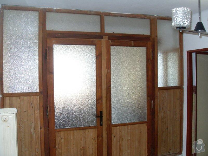 Renovace dřevěných dveří: dvere_hala