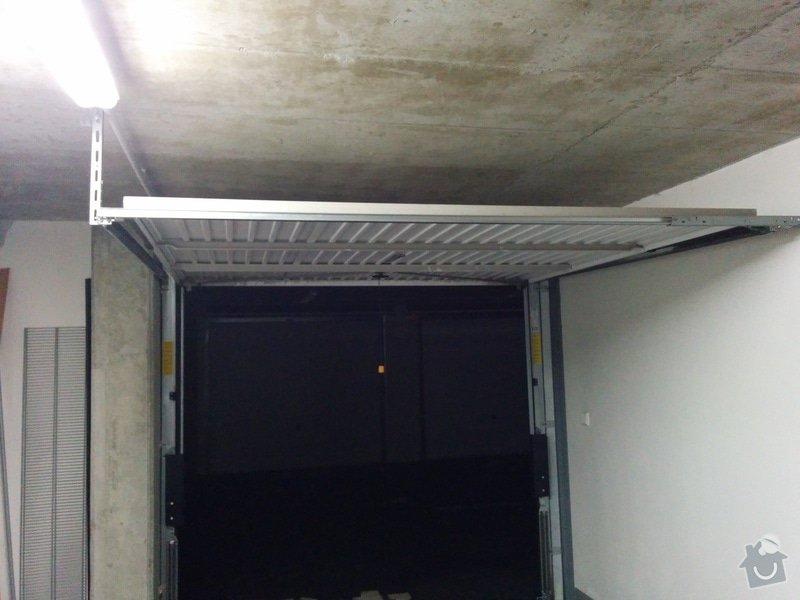 Dodani a instalace automatickeho pohonu garazovych vrat: IMG_20141112_214210