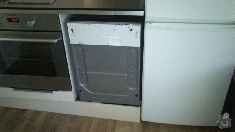Dokončení kuchyňské linky (Ikea): DSC_0303