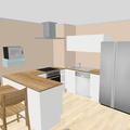Navrh a vyroba kuchynske linky kitchen design