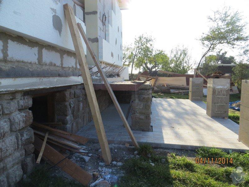 Betonovou terasu a schody : IMG_2146
