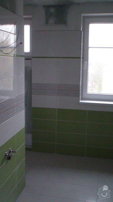 Obložení koupelen a wc: SAM_0525