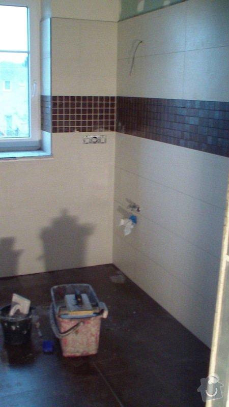 Obložení koupelen a wc: SAM_0527
