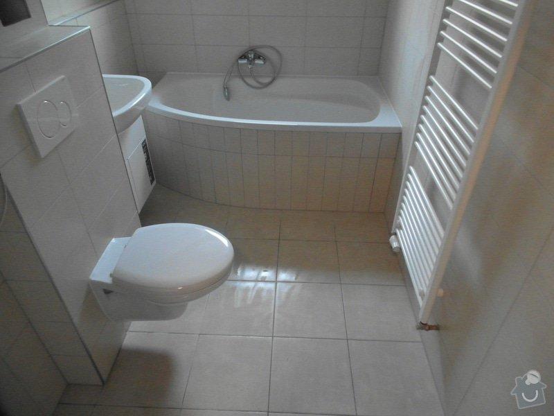 Rekonstrukce koupelny a WC: SAM_2861