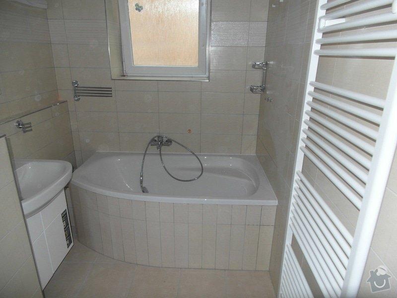 Rekonstrukce koupelny a WC: SAM_2934