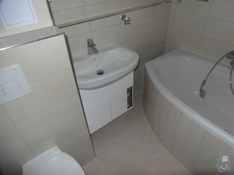Rekonstrukce koupelny a WC: SAM_2935