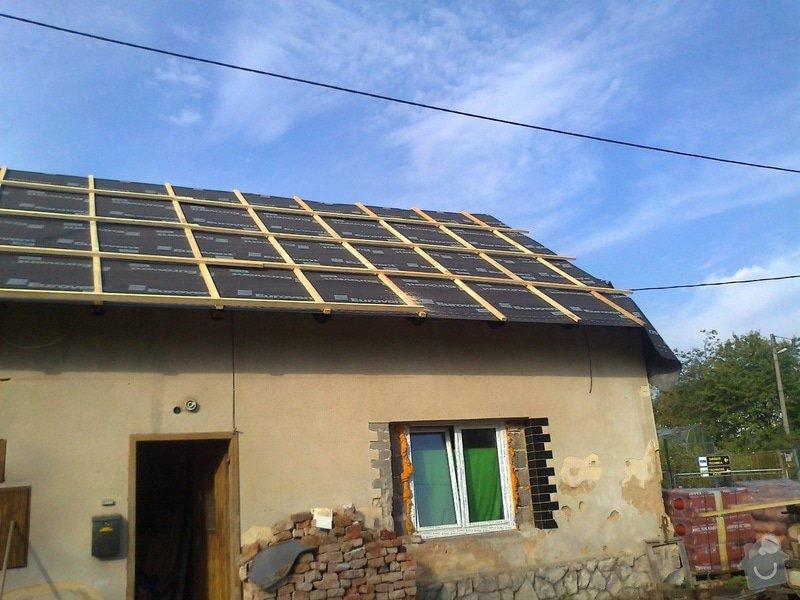 Rekonstrukce střechy: Fotografie0760