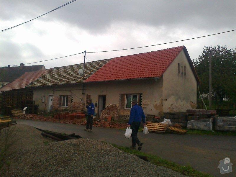 Rekonstrukce střechy: Fotografie0763