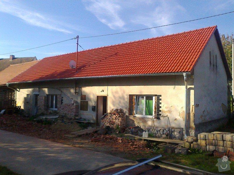 Rekonstrukce střechy: Fotografie0812
