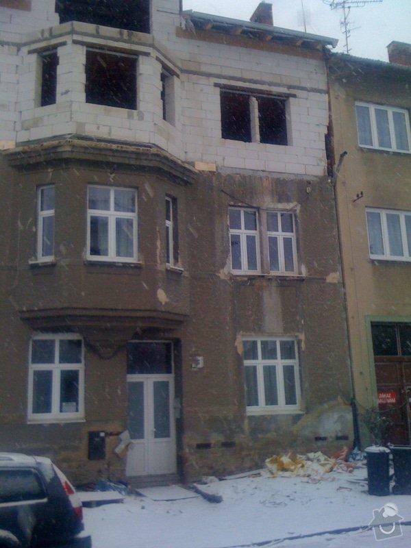 Nástavba 2 pater (4 bytů) na bytovém domě na klíč: IMG_1081