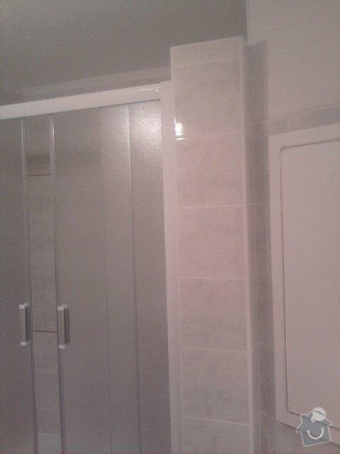 Výměna vany za sprchový kout: Fotografie1175