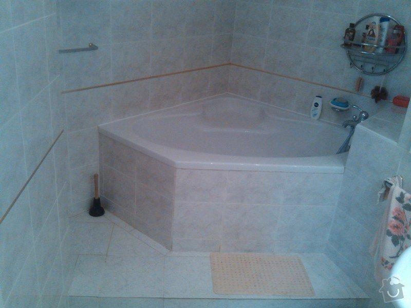 Výměna vany za sprchový kout: IMG_20140917_154816