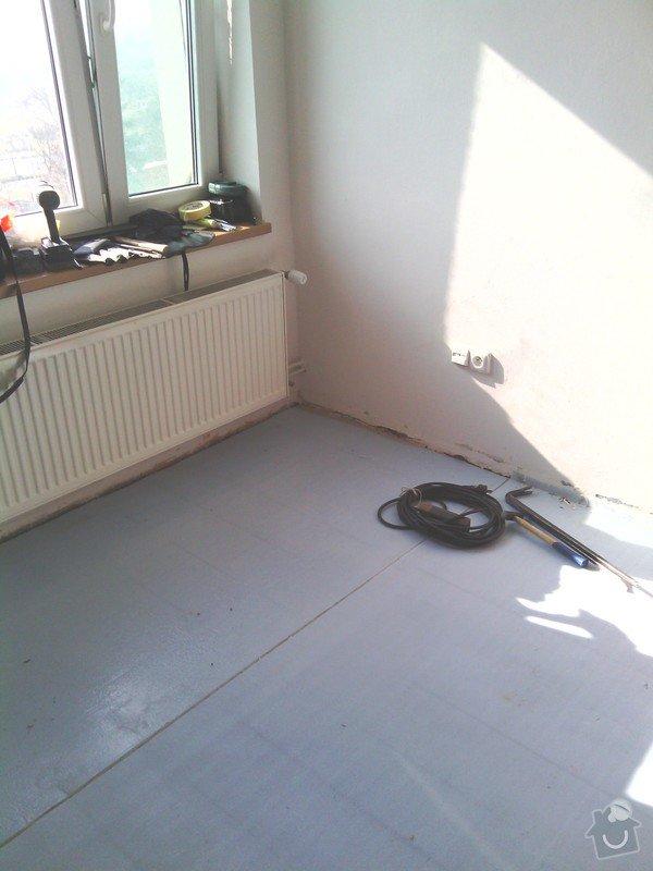 Plovoucí podlaha: IMG_20140314_095931