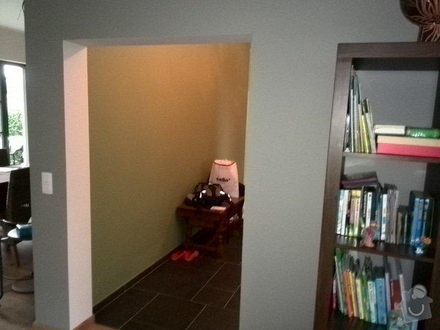 Dřevěné posuvné dverě 2X. Dřevěný bar z  dubového masivu: posuvne_dvere_prizemi_120cm