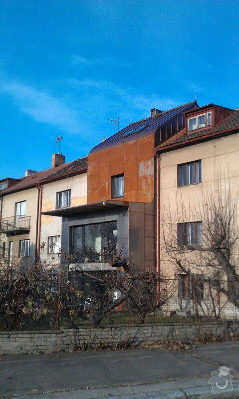 Celková rekonstrukce rodinného domu: IMAG0105