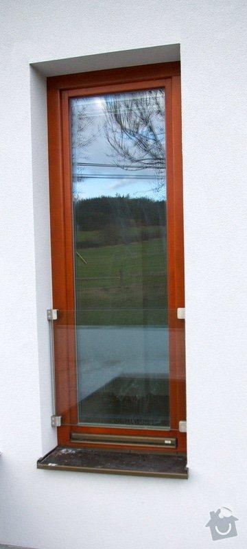 Sklo za linku, zrcadla, zábradlí: IMGP2002