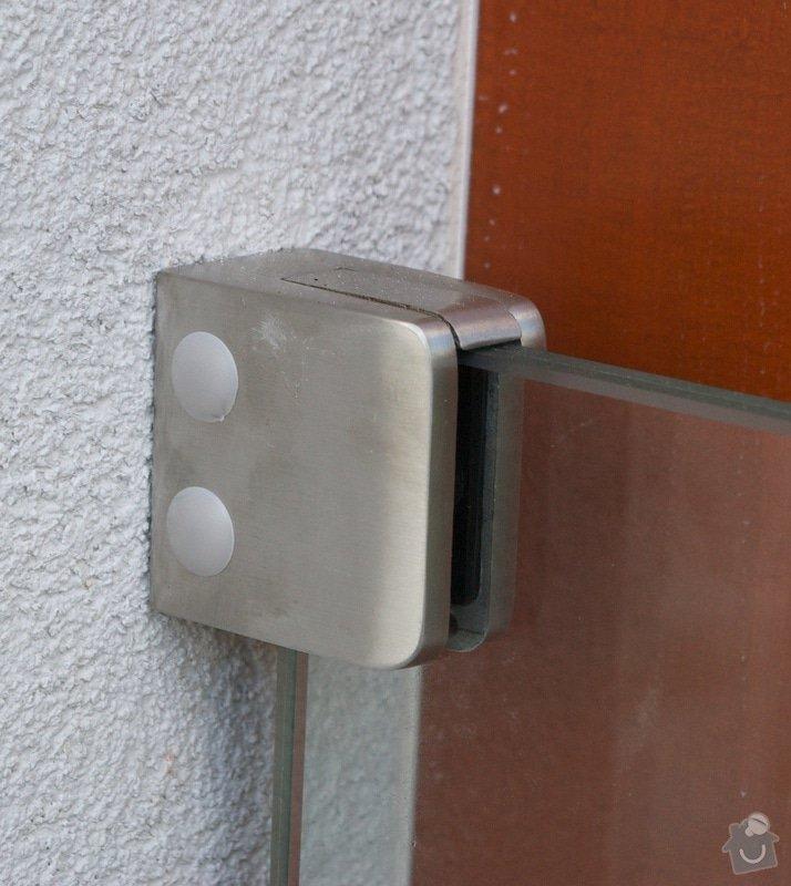 Sklo za linku, zrcadla, zábradlí: IMGP2003