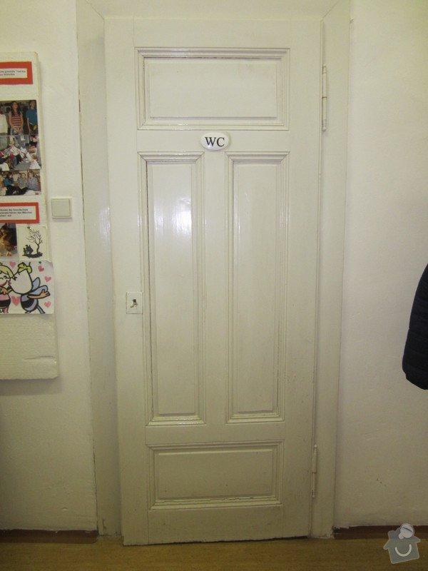 Truhlářské práce -oprava dveří + zárubně a zámku: rijen_2014_178