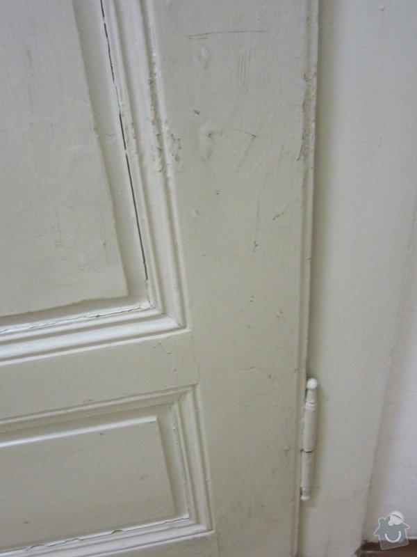 Truhlářské práce -oprava dveří + zárubně a zámku: rijen_2014_183