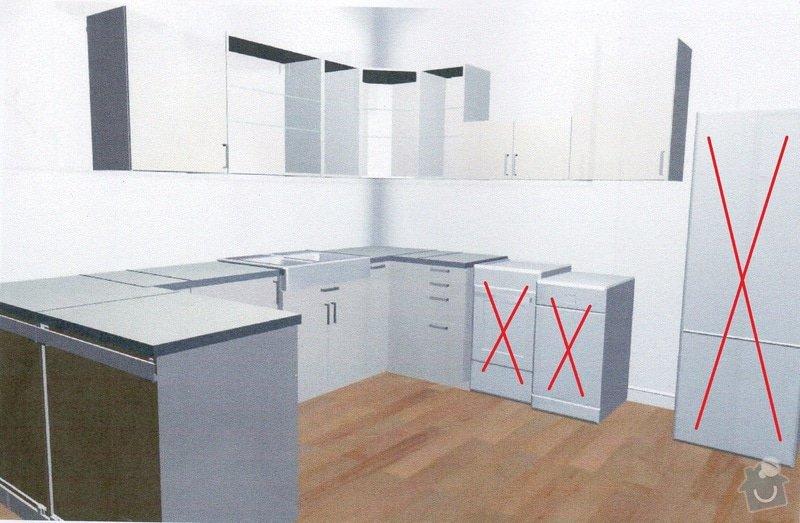 Kuchyňská linka: img026