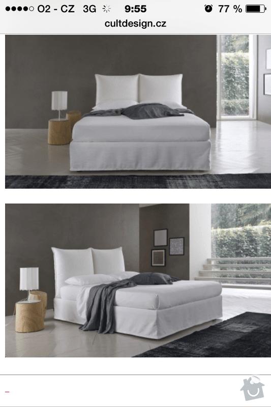 Výroba polstrované postele: IMG_3919