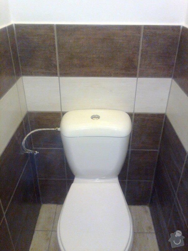 Přistavba Koupelny s WC : Fotografie0384