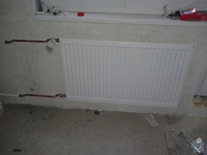Výměnít 2 radiátory : 20141118_122209