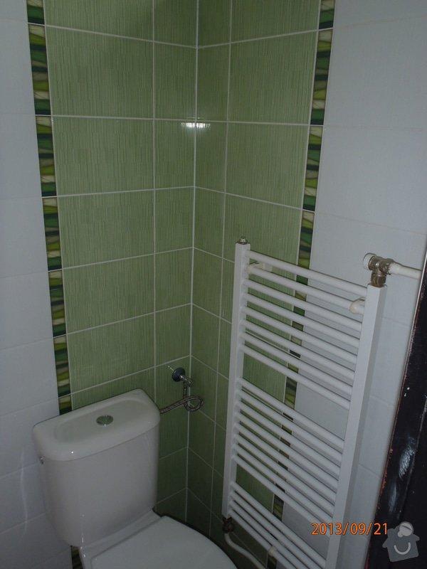Rekonstrukce koupelny a WC: P9210457