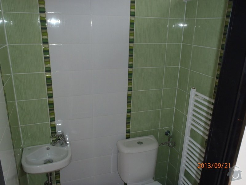 Rekonstrukce koupelny a WC: P9210455