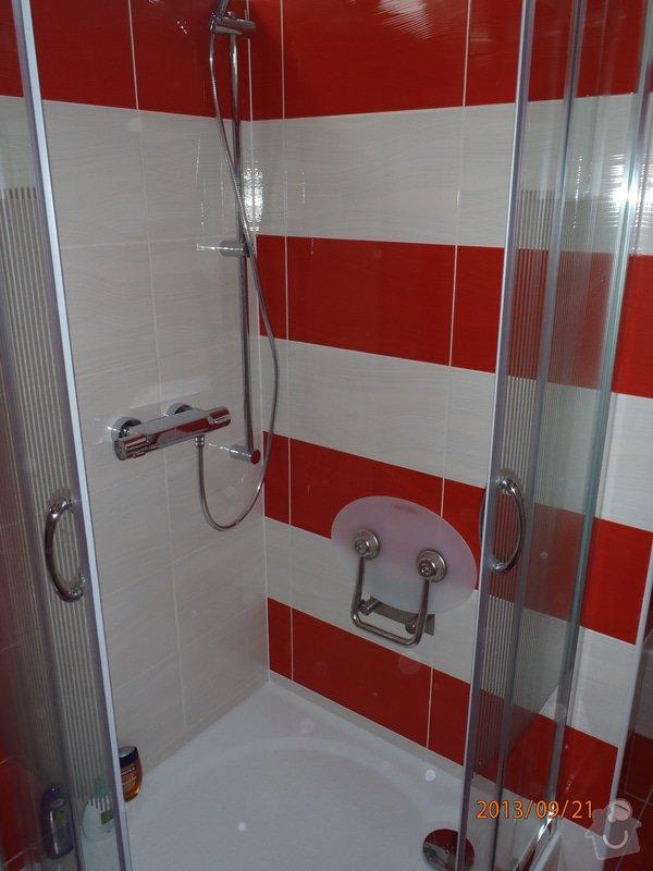 Rekonstrukce koupelny a WC: P9210459