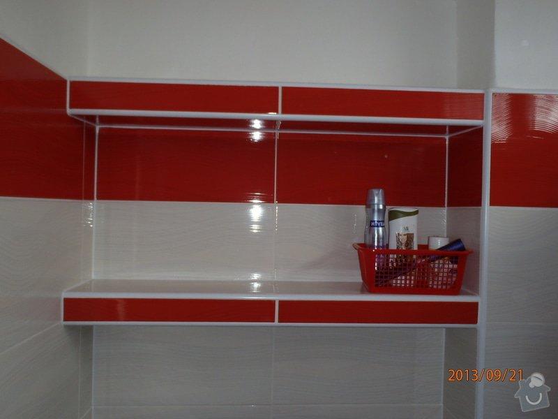 Rekonstrukce koupelny a WC: P9210461