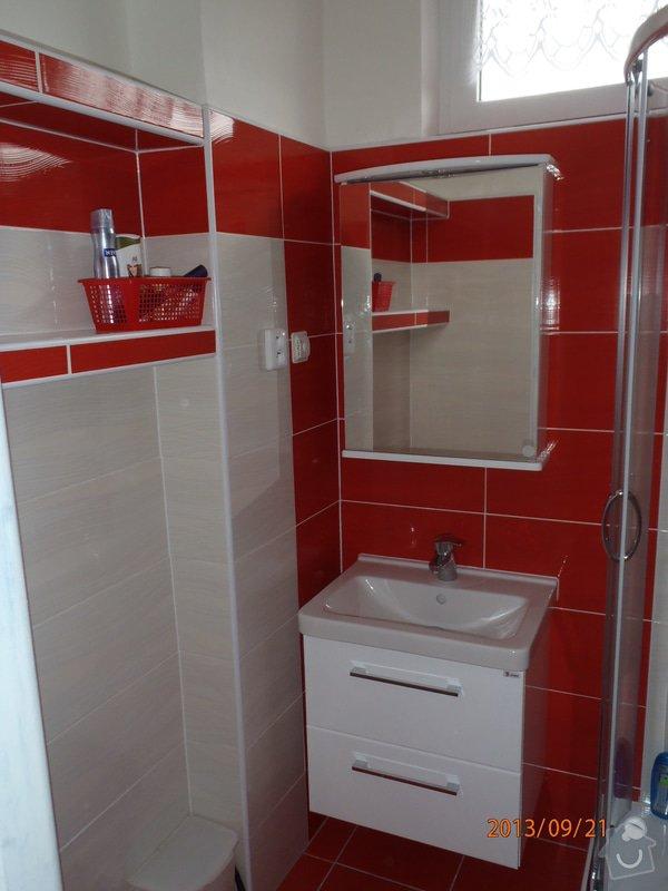 Rekonstrukce koupelny a WC: P9210466