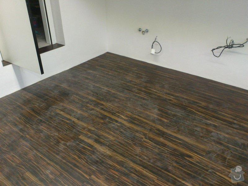 Pokládka vinylové podlahy: DSC_1607