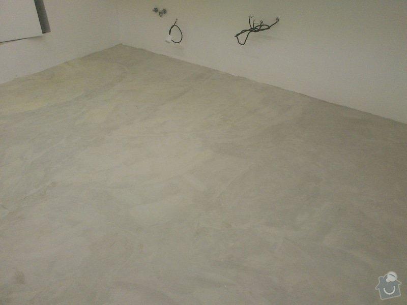 Pokládka vinylové podlahy: DSC_1605