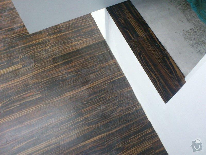 Pokládka vinylové podlahy: DSC_1609