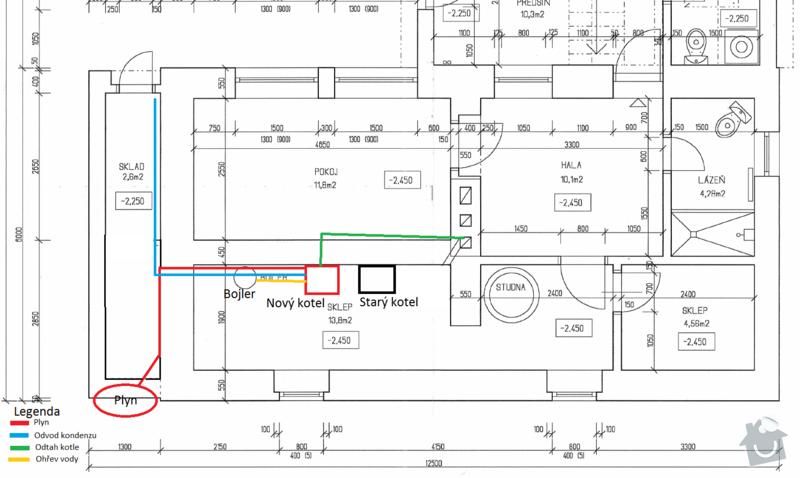 Připojení plynového kotle: Plynovy_kotel