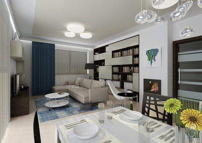 Výroba nábytku: stena_typove_foto