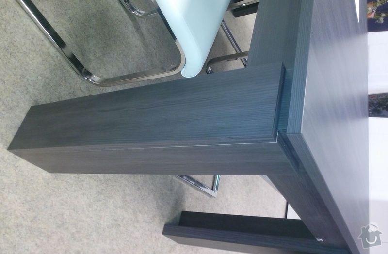 Výroba nábytku: stul1