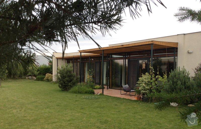 Návrh pergoly k terase rodinného domu: 05_foto