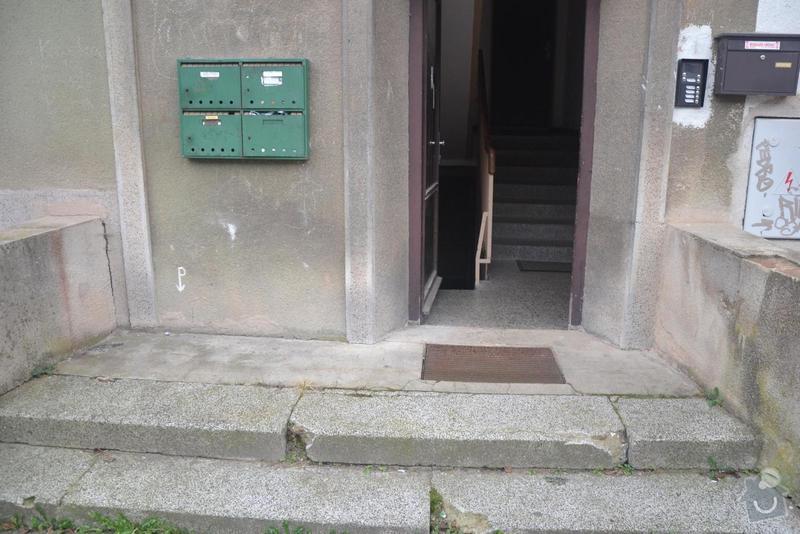 Stavební úpravy, venkovní, vnitřní schodiště: DSC_4787