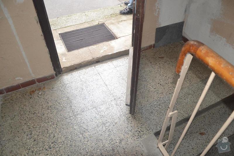 Stavební úpravy, venkovní, vnitřní schodiště: DSC_4794