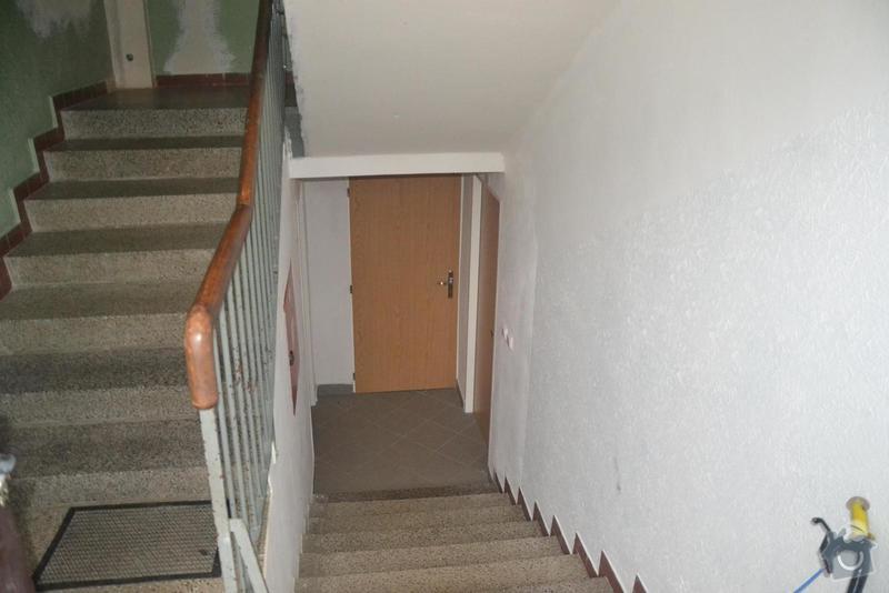 Stavební úpravy, venkovní, vnitřní schodiště: DSC_4807