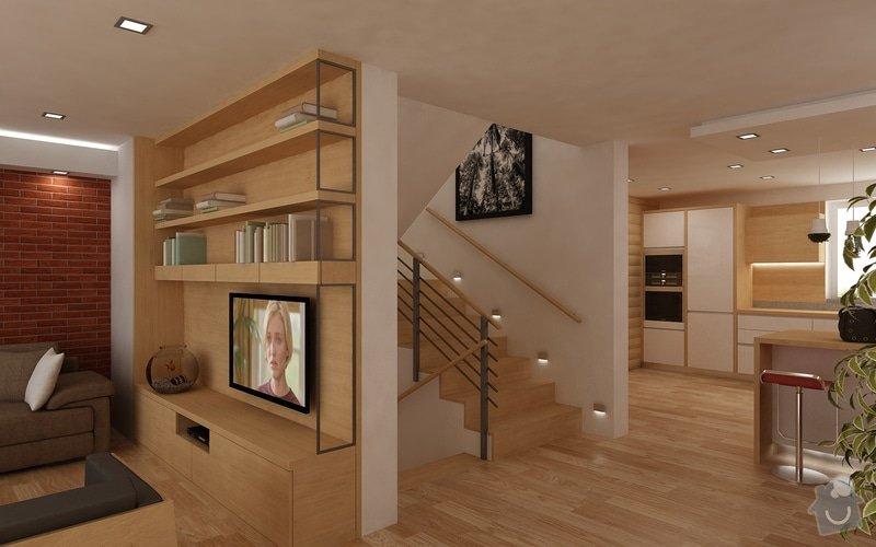 Návrh interieru a výroba interieru: 5