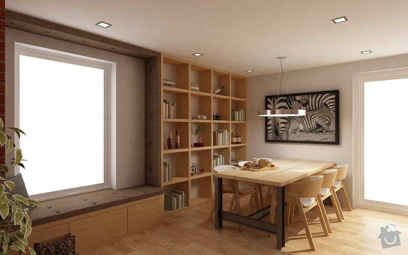 Návrh interieru a výroba interieru: 6